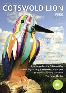 Cotswold Lion issue 45 - front cover